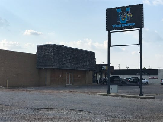Vlive Memphis on South Mendenhall in Southeast Memphis was temporarily closed in June 2018 as a public nuisance.