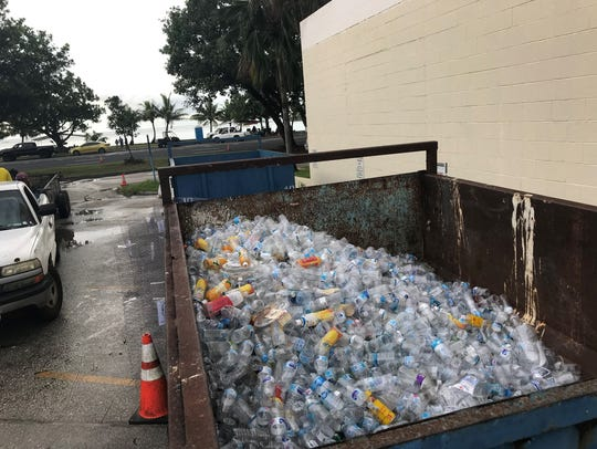 I*Recycle Guam partnered with Guam Community College