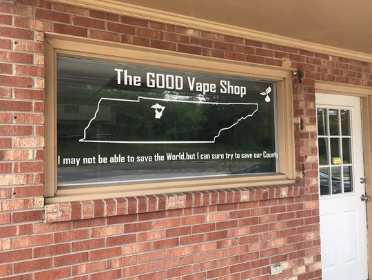 The GOOD Vape Shop will open at 1990 Highway 49 in