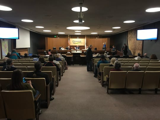 Oxnard City Council Chambers
