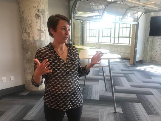 Ginger Spickler heads strategic partnerships at Crosstown