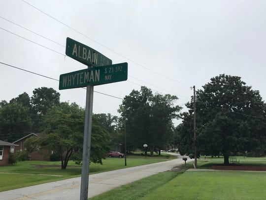 A home on Albain Circle near Berea High School is where Greenville County deputies investigated a shooting death early Saturday.