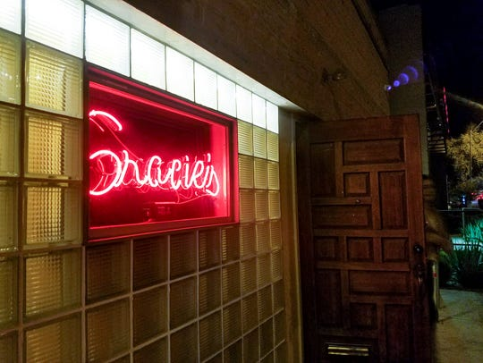 Gracie's Tax Bar is a hip, laidback bar in downtown