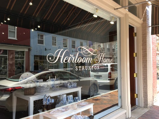 A new luxury home goods store, Heirloom Home, has opened