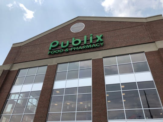 The Publix store at University Commons in Knoxville.