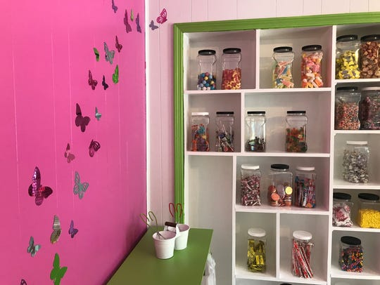 Sweet on Main is now open at 1105 Main Street in Pleasant