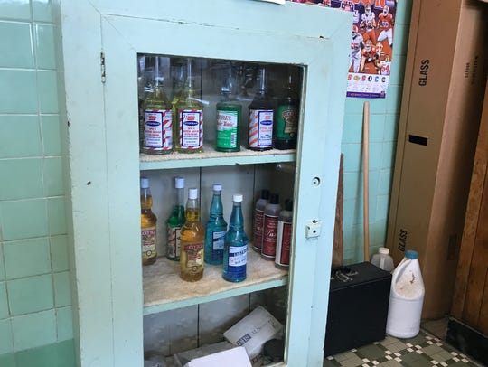 Need tonic? We got 'em, at Dunean Barber Shop.