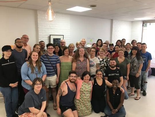 LGBT Tech hosted Shenandoah LGBTQ Community Center's