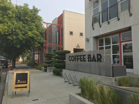 Coffee Bar sells