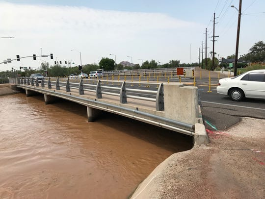 The 68th Street bridge will be demolished and replaced