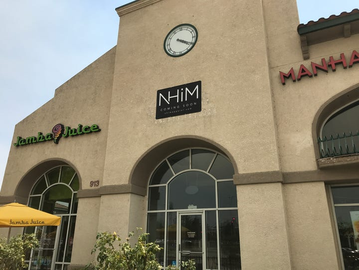 NHiM, a Christian clothes store, will open in the former