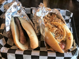 Reindeer on a bun? Denver eatery elevates hot dogs with game meat