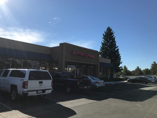 Mattress Firm has two stores in Redding. This one is in the FoodMaxx center on Churn Creek Road.