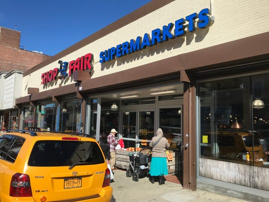Shop Fair supermarket in Getty Square, pictured in a 2018 file photo.