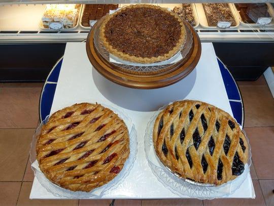D'Orsi's pies.