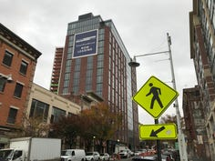 What are the rents in Yonkers' newest apartments?