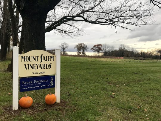 The Mount Salem Vineyards is one of the many attractions along the 579 Trail.
