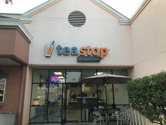 Tea Stop opens in Redding