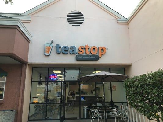 Tea Stop opens in Redding