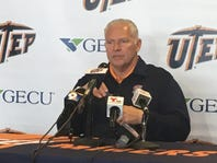 UTEP 2019 football crossover opponents are set: Charlotte and FIU