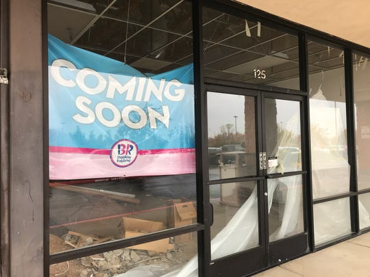 Baskin-Robbins will open a location in the Raley's-ShopKo