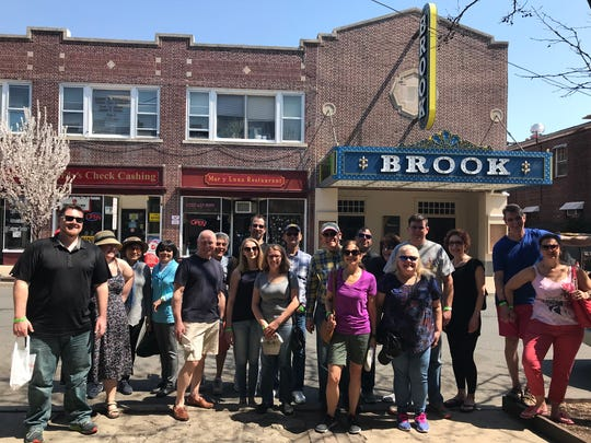 Battle and Brews History Tour/Pub Strolls from 2017 and 2018.