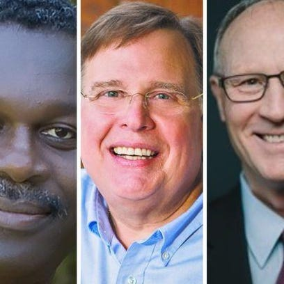 Editorial Board meets with the candidates for Leon County Property Appraiser