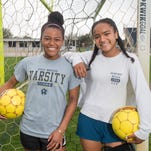 California sisters proving pivotal in Gulf Breeze girls soccer run to state finals