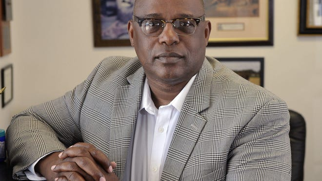 Gannon University professor Parris Baker, 62, has  conducted diversity and cultural sensitivity training for the Erie Bureau of Police, and helped create a police ride-along program for local clergy.