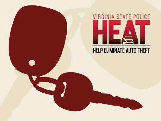 Help eliminate auto theft