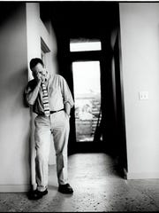 David Sedaris' latest book drawn on diaries dating to 1977 when he was in his early 20s.