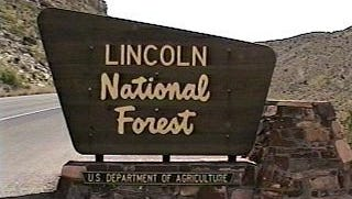 Lincoln National Forest