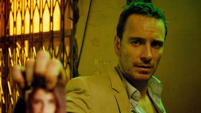 Michael Fassbender stars in the crime thriller 'The Counselor.'