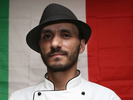 Chef Anthony Miletello of the West Monroe Convention