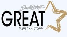 South Dakota Great Service logo