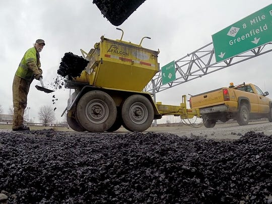 Many road projects around the state have been accelerated due to a $3.5-billion bonding plan announced by Gov. Gretchen Whitmer in her State of the State address.