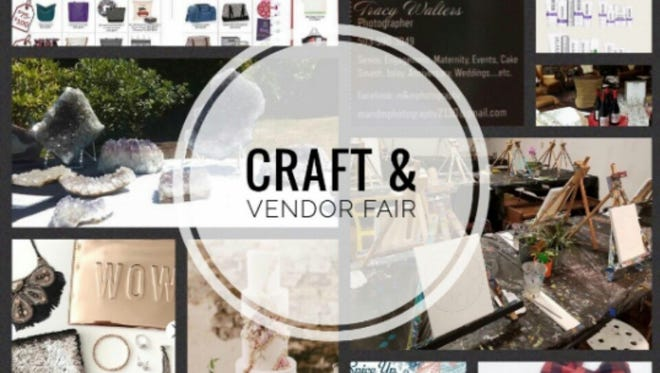 Enjoy a day of shopping, browsing with live entertainment, food and drinks. Shop for clothes, makeup, home decor, vineyard, crafts, photography, skin care, child items from more than 20 local vendors, 11 a.m. to 3:30 a.m., Saturday, Nov. 11, American Legion Post 136, 4774 Lilac Lane, Salem.