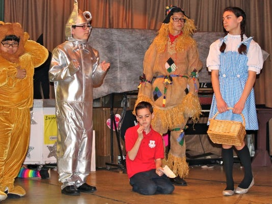 Bishop-Schad-students to present the Magical Land of Oz