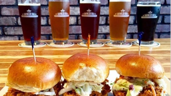 Growler USA offers more than 100 American beers on