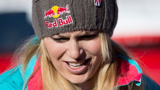 Lindsey Vonn's comeback story this season has presented several challenges and setbacks that derailed her journey to Sochi.