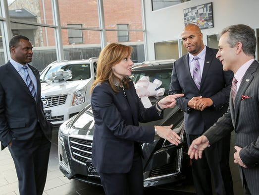 Mary Barra shapes a new GM: Fast, focused and decisive