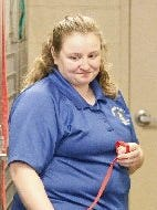Jessica Cwynar is leaving her role as Anderson County's animal shelter director.