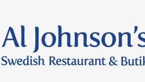 Al Johnson's Swedish Restaurant & Butik logo