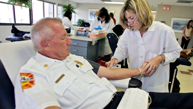 The Blood Bank of Delmarva is calling for O negative blood donors.