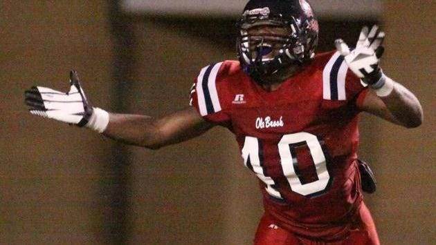 Brookhaven inside linebacker Leo Lewis is the top Mississippian in the updated Rivals100 rankings,