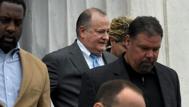 Judge rejects bid for new trial by former Pilot Flying J President Mark Hazelwood