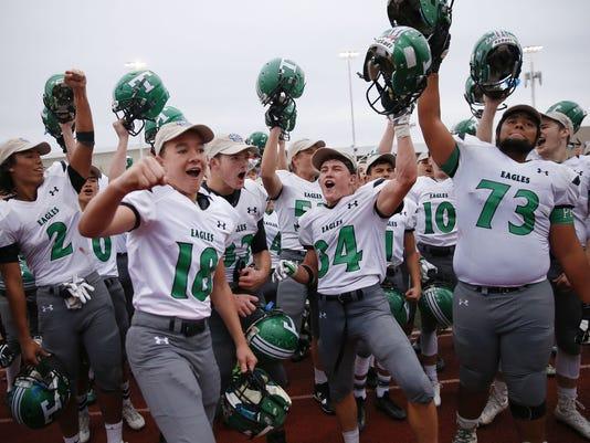 State 2A football championship