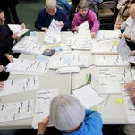 Presidential ballot recount begins in Brown County