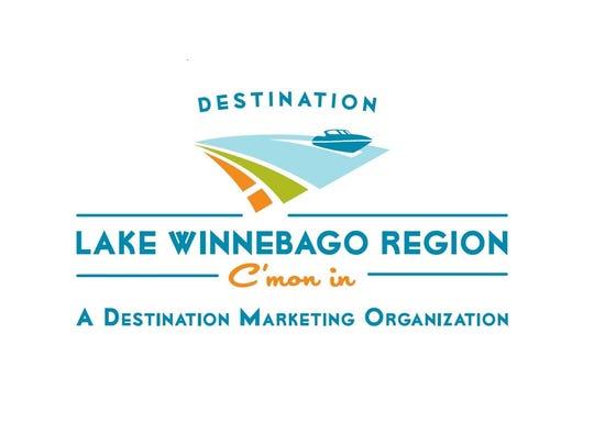 Destination Lake Winnebago Region logo.