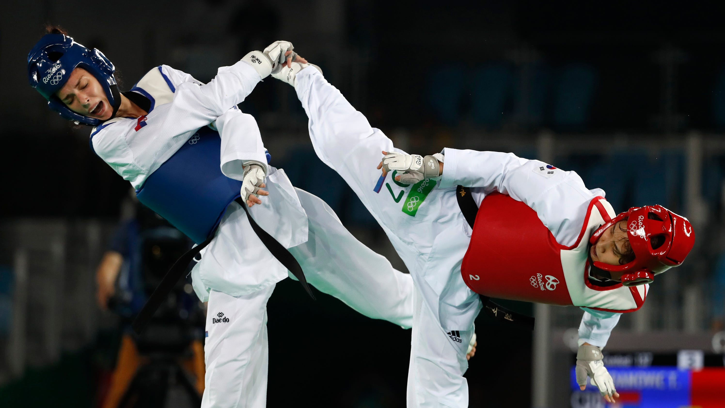 Is That A Kick Taekwondo Fighters Devise New Ways To Score